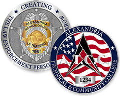 ATCC Law Enforcement Challenge Coin