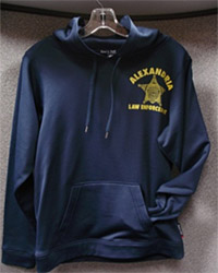 Law Enforcement Performance Hoodie