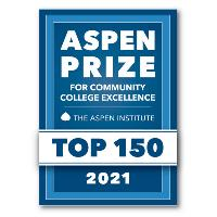 Aspen Prize for Community College Excellence Top 150 - 2021