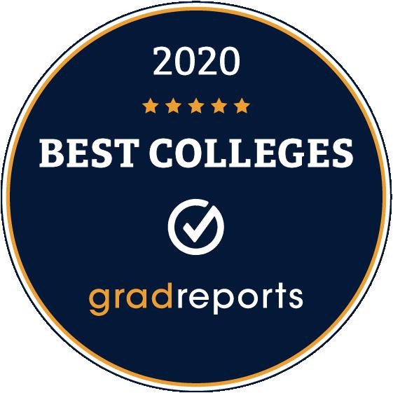 Best Colleges 2020 Logo