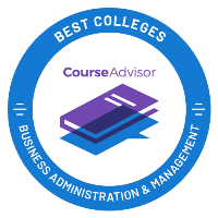 CourseAdvisor Best Business Administration & Management Colleges