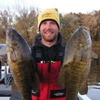 Fishing Coach Joe Scegura
