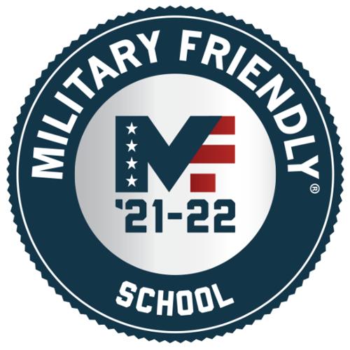 Military Friendly School 2020-2021
