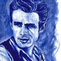 James Dean Oil Wash
