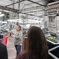 Industry Visit to Lakeshirts in Detroit Lakes