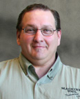 Kevin Huwe, Machine Tool Technology Instructor